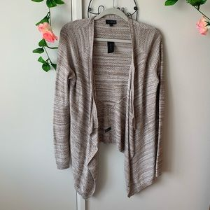 The limited • Waterfall Cardigan